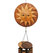 Cohasset Gifts & Garden Natural Sun Moon Wind Chime