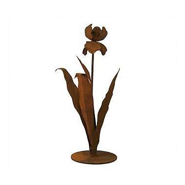 Patina Products Iris Garden Statue; Small