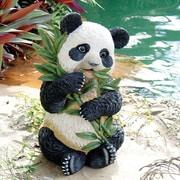 Design Toscano Tian Shan Asian Panda Statue