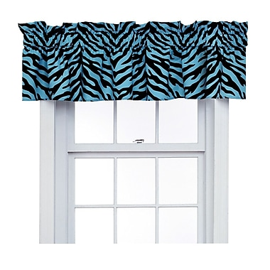 Karin Maki Zebra 88'' Curtain Valance