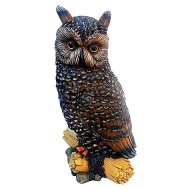 Michael Carr Owl Medium Statue
