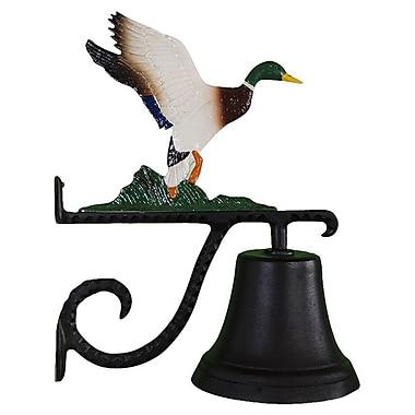 Montague Metal Products Cast Duck Bell; Color