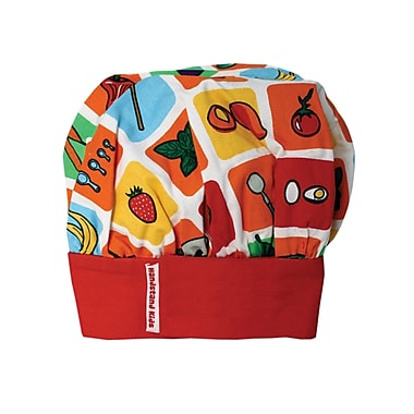Handstand Kids Eat Your Fruits and Veggies Chefs Hat