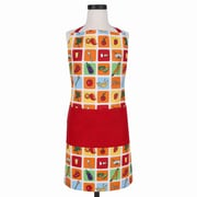 Handstand Kids Eat Your Fruits and Veggies Apron, Fits Adults and Children