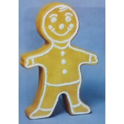Union Products Gingerbread Figure