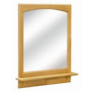 Design House Richland  Wall Mirror with Open Shelf