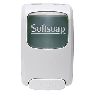 SOFTSOAP Foaming Hand Soap Dispenser in Beige / Smoke
