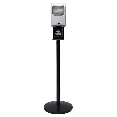 SOFTSOAP Touch-Free Dispenser Floor Stand in Black