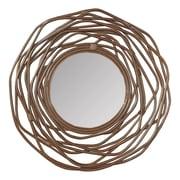 Jeffan Dorset Round Mirror