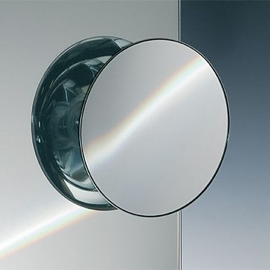 Windisch by Nameeks Suction Pad Magnifying Wall Mirror