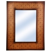 Oriental Furniture Olde-Worlde European Style Mirror