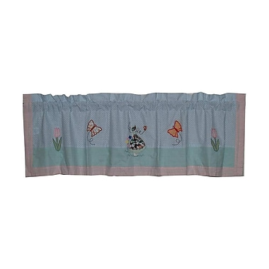Patch Magic Sundress 54'' Curtain Valance