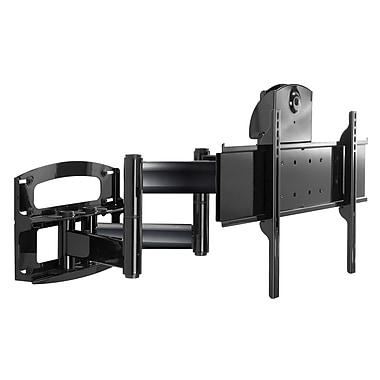 Peerless-AV HG Articulating Arm/Tilt Universal Wall Mount for 42'' - 60'' Plasma; High Gloss Black