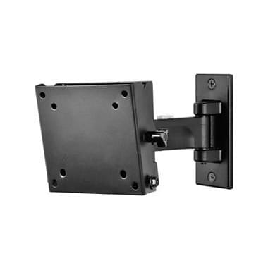 Peerless-AV Pivot Extending Arm/Tilt Wall Mount for 10'' - 26'' Screens