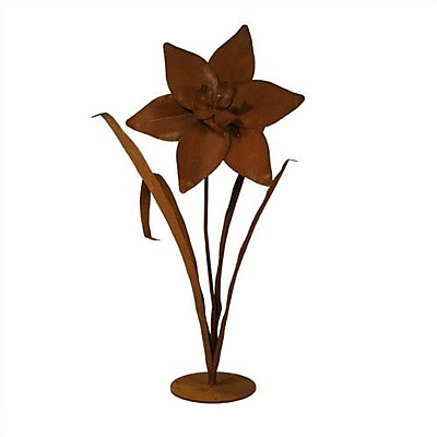 Patina Products Daffodil Garden Statue; Large