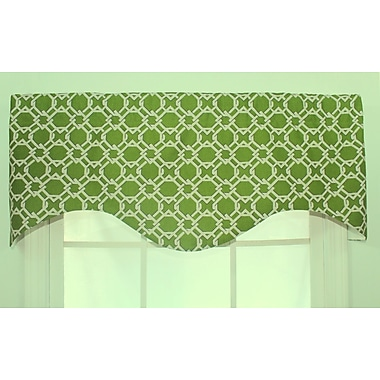 RLF Home Keenland 50'' Curtain Valance