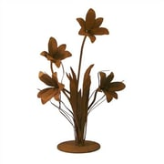Patina Products Lily Garden Statue; Large