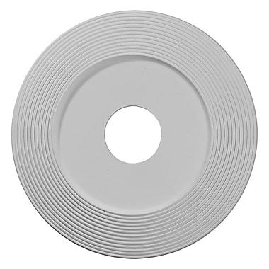 Ekena Millwork Adonis 16.13''H x 16.13''W x 1''D Ceiling Medallion