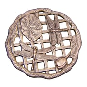 Oakland Living Steppers Dragonfly Stepping Stone; Antique Bronze