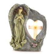 Zingz & Thingz Angel Prayer Statue