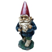 Michael Carr Garrold Gnome Carrying Basket Statue