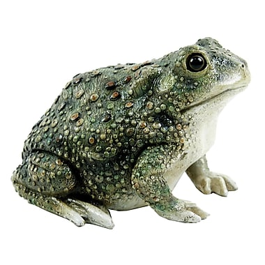 Michael Carr Texas Toad Statue