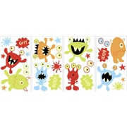 WallPops! MyStyle Glow in The Dark Little Monsters Glow Wall Decal