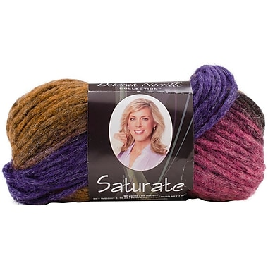 Deborah Norville Collection Saturate Wool Yarn, Agate