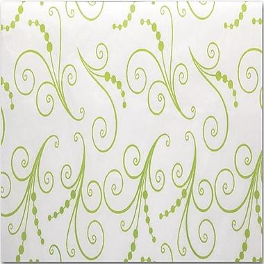 Bags & Bows® Tissue Paper, Viney Floral, 20