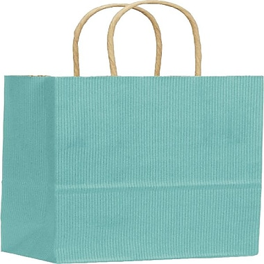 Bags & Bows® Varnish Stripe Shoppers, 5-1/4
