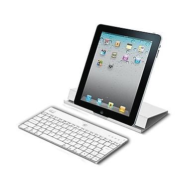 Adesso – Clavier Bluetooth en aluminium avec étui-support universel pour iPad