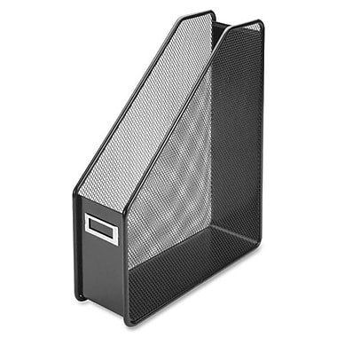 Lorell Mesh Magazine Holder, 12-3/10