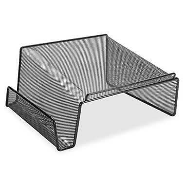 Lorell Angled Height Mesh Phone Stand, 11-1/10