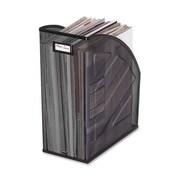Rolodex – Porte-revues en mailles jumbo, noir