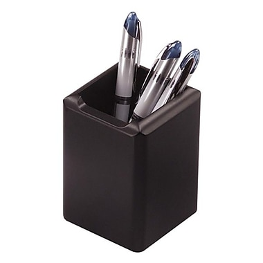 Rolodex Pencil Cup Holder, Black
