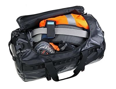 Ergodyne® Arsenal® Water Resistant Duffel Bag, Black, Small