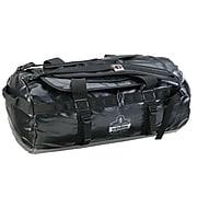 Ergodyne® Arsenal® Water Resistant Duffel Bag, Black, Large