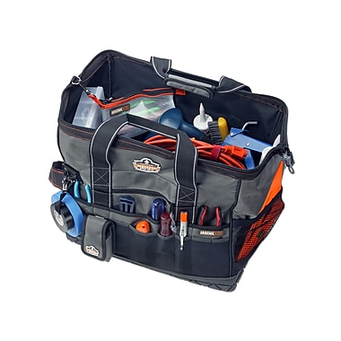 Ergodyne® Arsenal® Gray Widemouth Tool Organizers