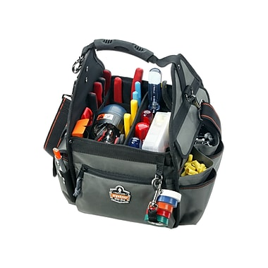Ergodyne® Arsenal® Electrician Tool Organizer, Gray, 18