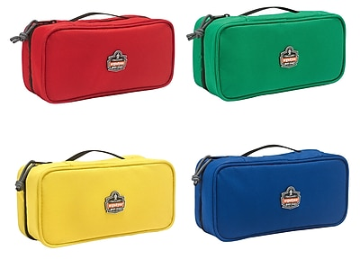 Ergodyne® Arsenal® Buddy Organizer Colored Kit, Red/Blue/Green/Yellow, Large