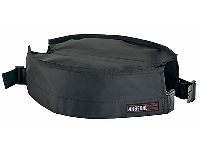 "Ergodyne® Arsenal® Synthetic Bucket Safety Top, Black, 2""H x 6""W x 17""D"