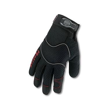 Ergodyne® ProFlex® 812 Synthetic Leather Utility Gloves, Black, Large