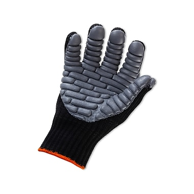 Ergodyne® ProFlex® 9000 Chloroprene Certified Lightweight Anti-Vibration Gloves, Black, Medium
