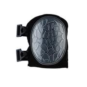 Ergodyne® ProFlex® Lightweight Gel Knee Pad With Low-Profile Cap, New Black