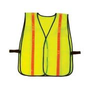Ergodyne® GloWear® 8040HL Non-Certified Hi-Gloss Vest, Lime, One Size