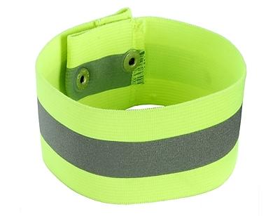 Ergodyne® GloWear® 8001 Hi-Visibility Arm/Leg Band, Lime, Small/Medium