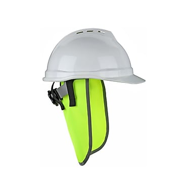 Ergodyne® GloWear® 8006 Hi-Visibility Neck Shade, Lime, One Size