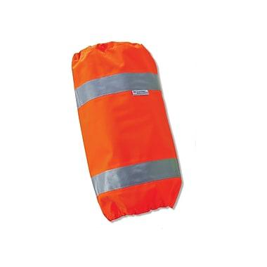Ergodyne® GloWear® 8008 Hi-Visibility Leg Gaiters, Orange, One Size