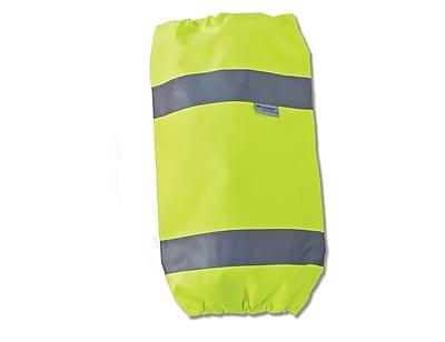 Ergodyne® GloWear® 8008 Hi-Visibility Leg Gaiters, Lime, One Size