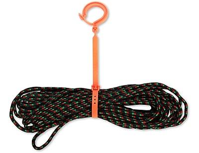 Ergodyne® Squids® Tie Hook With Large Locking Hook Attachment, 44 lbs., Medium